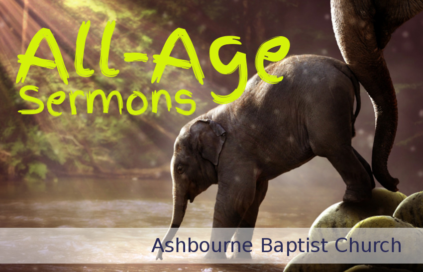 All-age Sermon Series Cover