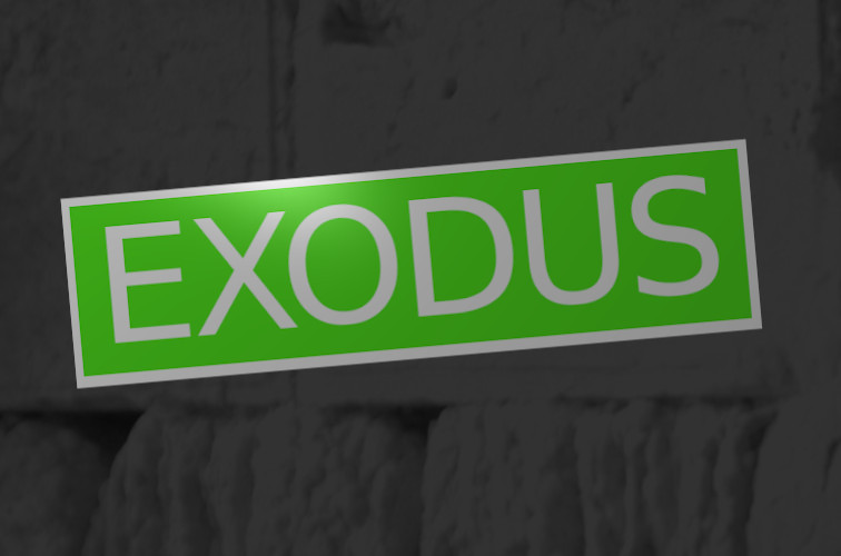 Exodus series, sermons